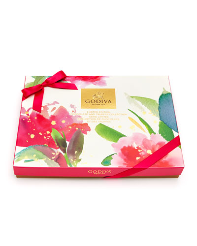 32-Piece Spring Chocolate Truffle Gift Box