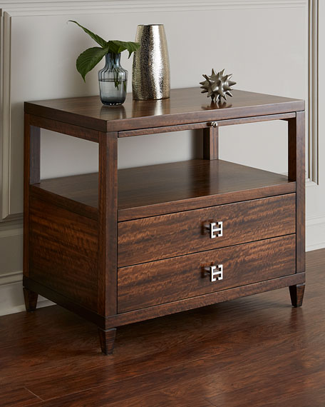 Vika Bedside Table