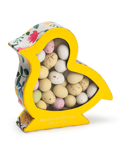 Chick Shaped Mini Eggs Easter Candy