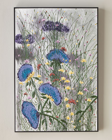 John-Richard Collection Ja Ding's Meadow Wall Art