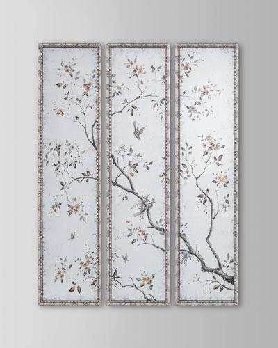 Pesaro Mirrors  Set of 3