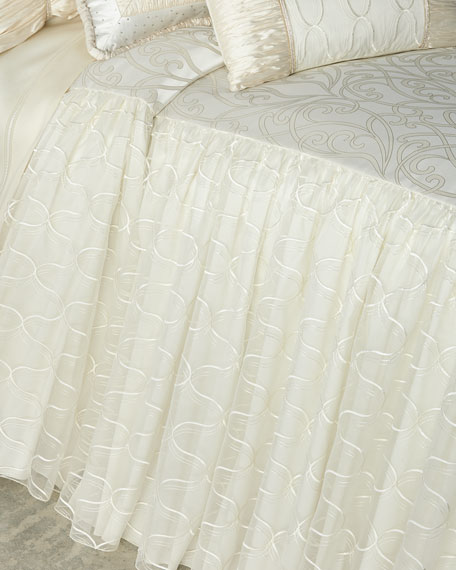 Wedding Bliss King Coverlet