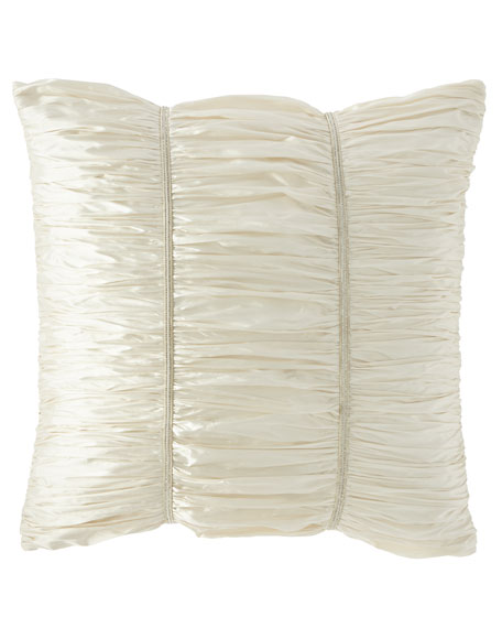 Dian Austin Couture Home Wedding Bliss Ruched Silk