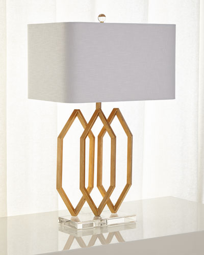 Prescott Triple Table Lamp