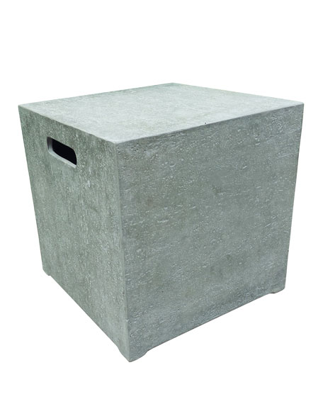 Square Gas Canister Cover