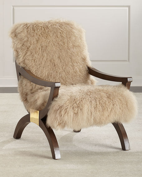 Angelo Sheepskin Chair