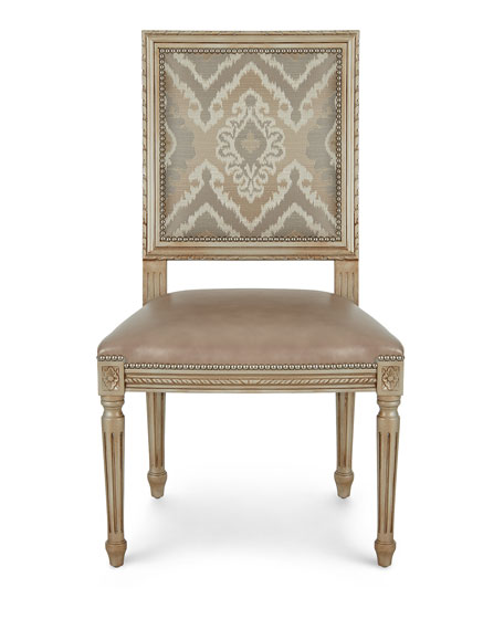 Alessandro Leather Dining Chair