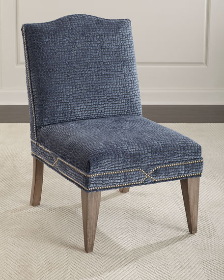 Massoud Charlotte Dining Side Chair