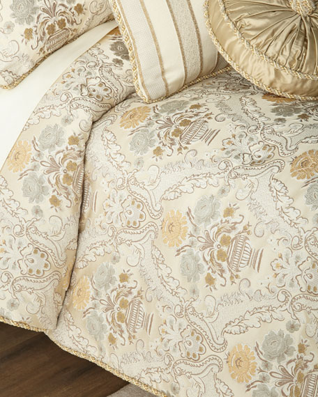 Austin Horn Collection Chelsea 3-Piece King Comforter Set