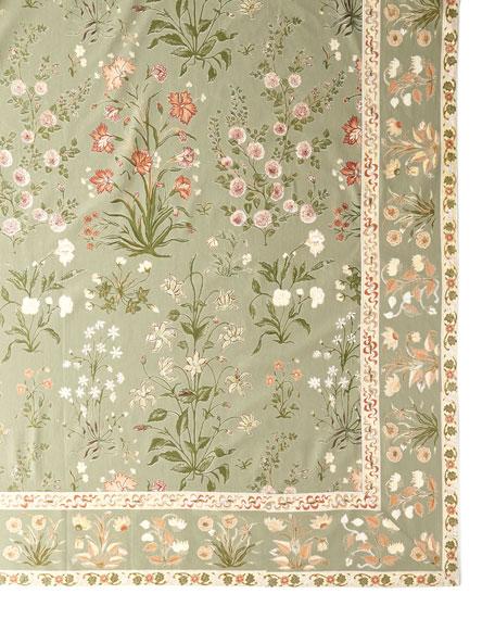 Garden Sage Tablecloth, 60