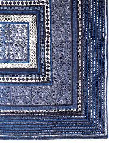 Santorini Tablecloth  60 x 90