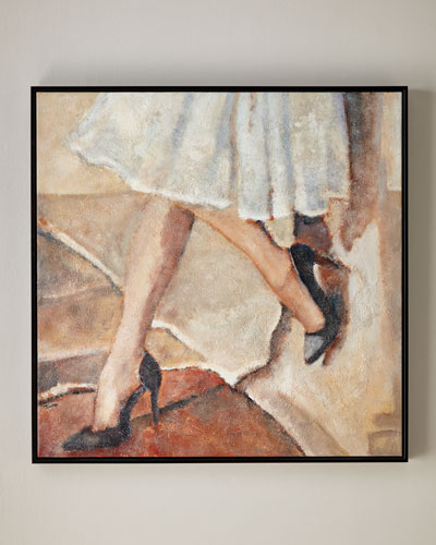 Black Stilettos  Wall Art