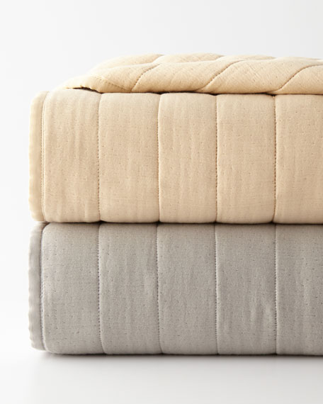 Casual Luxe King Quilt