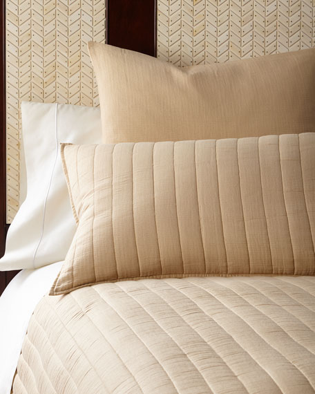 Donna Karan Home Casual Luxe King Quilt