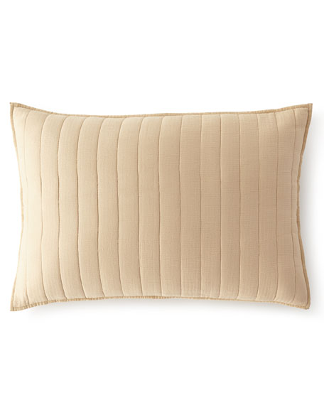 Donna Karan Home Casual Luxe Standard Sham