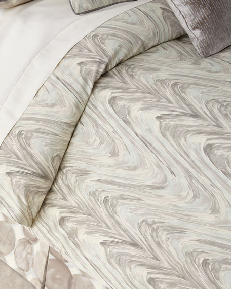Jane Wilner Designs Tides King Duvet