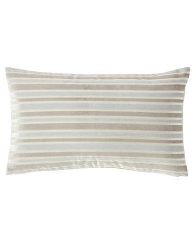 Le Monte Stripe Rectangular Pillow
