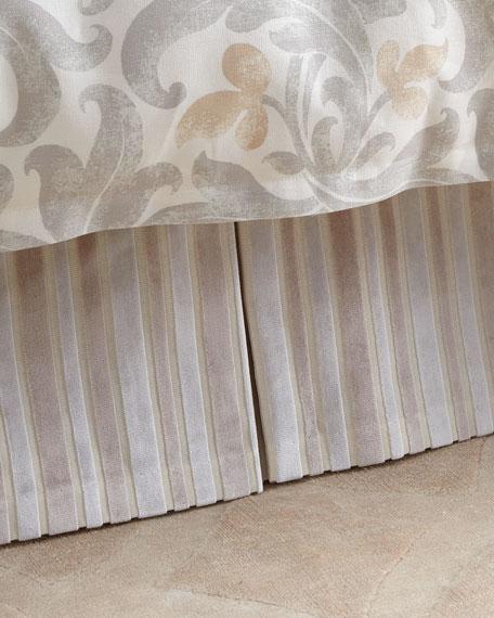 Jane Wilner Designs Le Monte Stripe King Dust