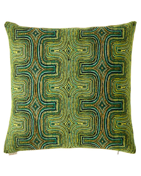 Aalto Decorative Pillow