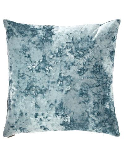 Miranda Crushed Velvet Decorative Pillow