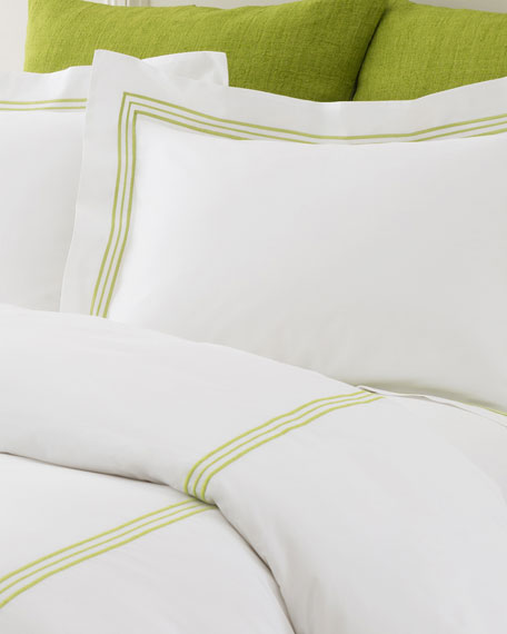 Trio European Sham, Green