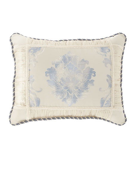 "Luna Boudoir Pillow, 14"" x 20"""