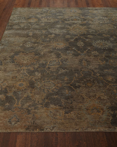 Avani Hand-Knotted Rug  10' x 14'