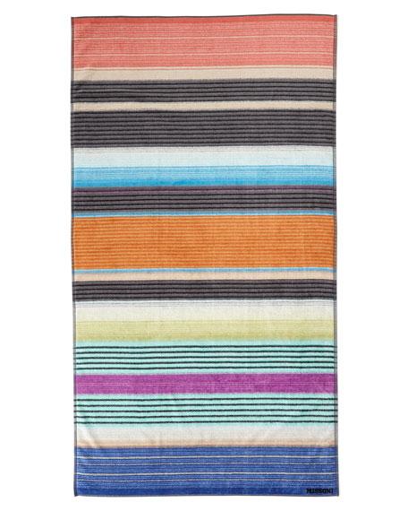 Viviette Beach Towel