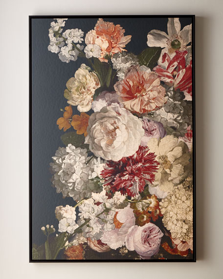Dutch Blooms I Wall Art