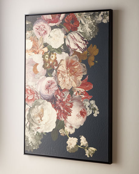 "Dutch Blooms II Wall Art, 40"" x 60"""