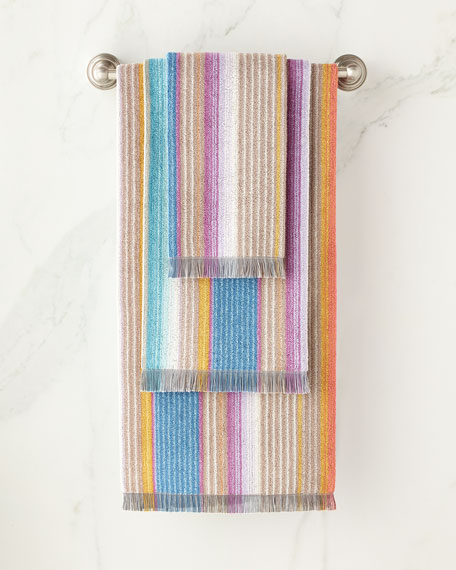 Viviette Bath Towel
