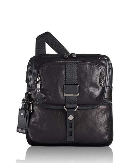 Arnold Zip Flap Crossbody