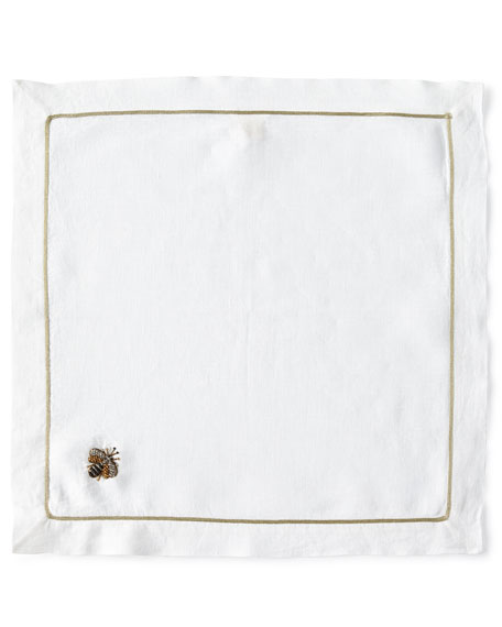 Bee Dinner Napkins, Set of 2