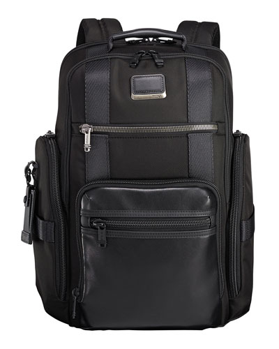 Sheppard Deluxe Backpack  Black