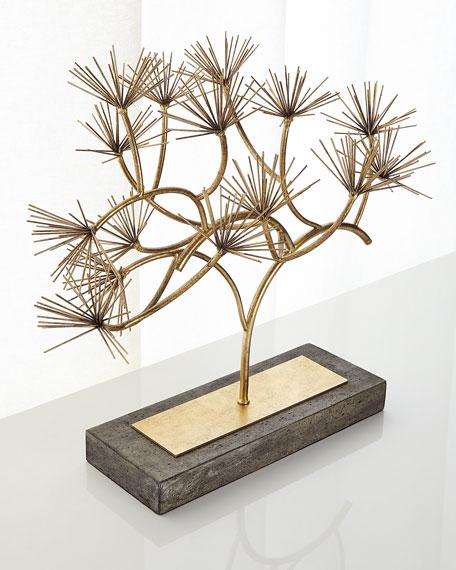 Conifer Sculpture