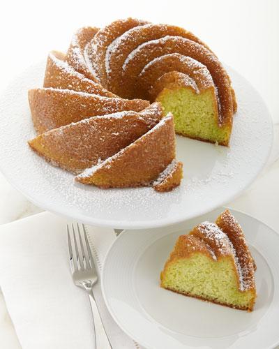Key Lime Rum Cake
