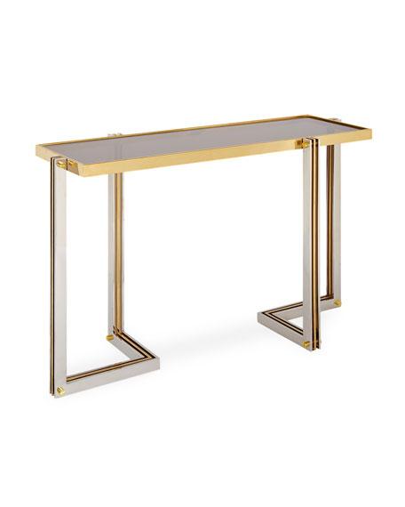 Electrum Console Table