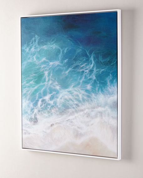 "Ocean Flying Giclee, 40"" x 50"""