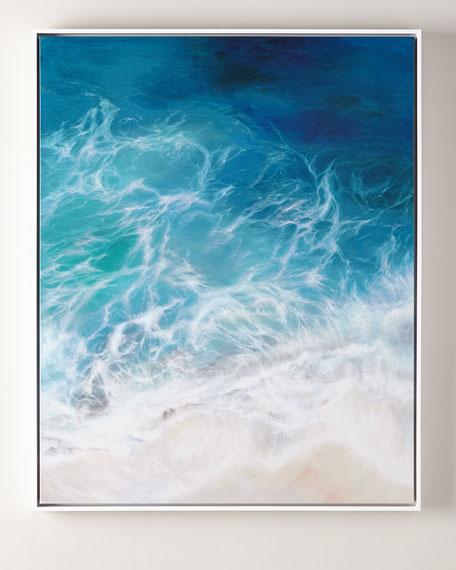 """Ocean Flying Giclee, 40"""" x 50"""""""