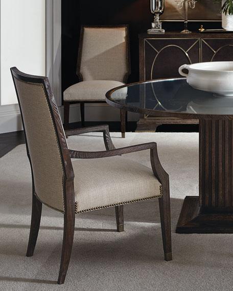 Clarendon Arm Chair, Pair