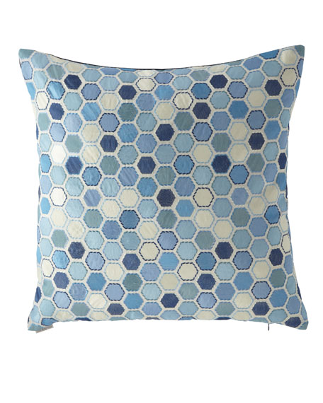 Gem Market Porcelain Pillow