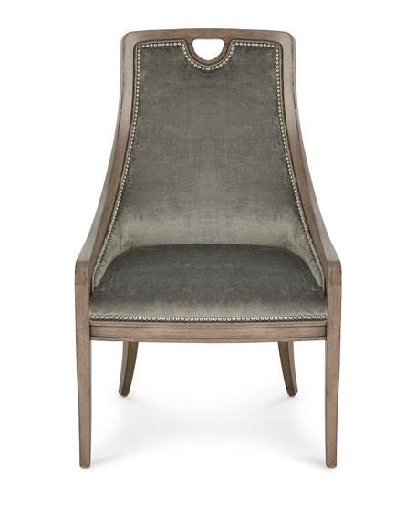 Larissa Velvet Dining Chair