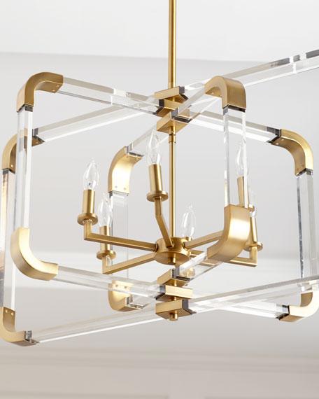 6-Light Pendant