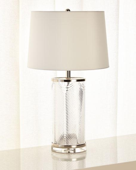 Westwood Nickel Table Lamp
