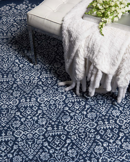 Newman One of a Kind Rug, 7.9' x 9.8'