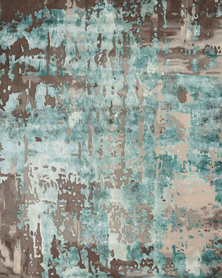 Lauren One of a Kind Rug, 7.75' x 9.75'