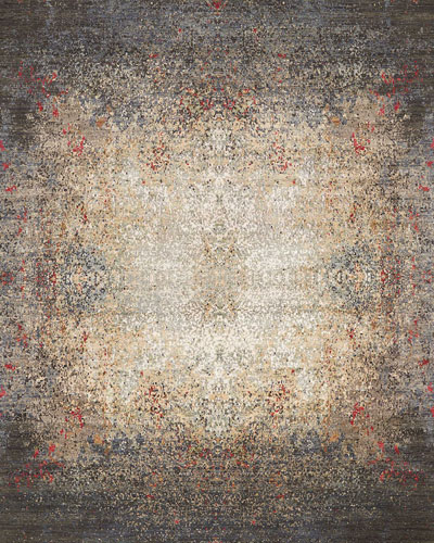 Chiaroscuro One of a Kind Rug  8' x 10'