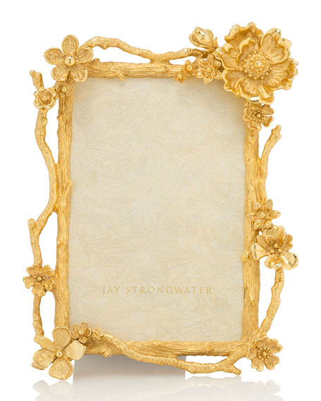Floral Branch Picture Frame, 4