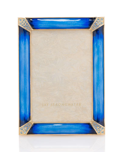 Indigo Pave Corner 4 x 6 Frame