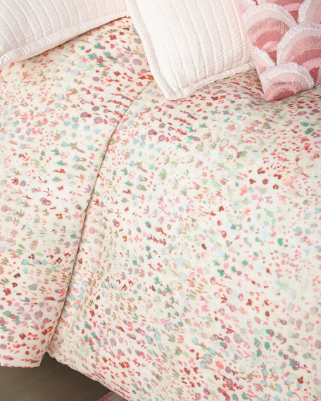 Jardin Full/Queen Duvet Cover